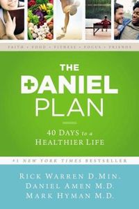Дэниел Амен The Daniel Plan: 40 Days to a Healthier Life