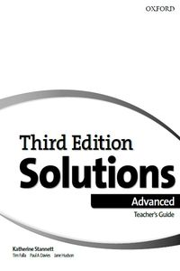 Oxford University Press Solutions Advanced 3rd edition (Exam Support)