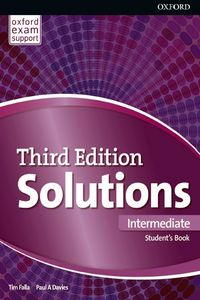 Oxford University Press Solutions Intermediate 3rd edition (Exam Support)