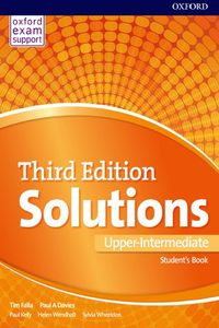 Oxford University Press Solutions Upper-Intermediate 3rd edition (Exam Support)